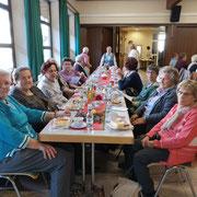 Ortsverein Obershausen bei der Adventlichen Bezirksversammlung