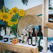 Hofeigene Produkte, Kernöl, Bauernhof Cziglar-Benko Bad Radkersburg