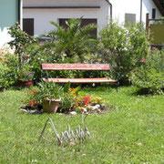 Garten Bauernhof Cziglar-Benko Bad Radkersburg