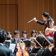 Beethoven Violin Concerto Photo: Taira Nishimaki  杉並公会堂、沖澤のどか、小町碧、アンサンブル・フォルツァ・ウーノ