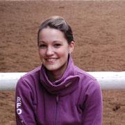 Judith- Trainerin der Nachwuchsgruppen