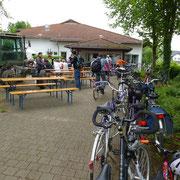 Die Wiebachtalhalle - Anmeldung und Ort der Verpflegung