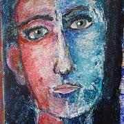 Portrait, Mann, 2020