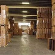 13000平米の巨大倉庫