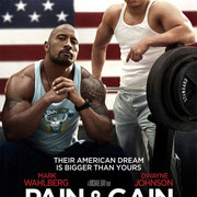 "Paramount Pictures/Bay Films ""PAIN AND GAIN"", Scenic Artist, Set Painter, Sign Writer/Muralist. Feature FIlm. 2012."