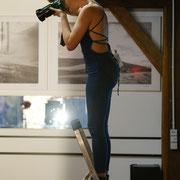 Männerfotoshooting Männerportraits Fotografin Talia  Male Pixel Backstageaufnahmen Fotoshootings für Männer