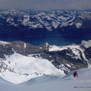 Photo: Matthias  / Skier: Stefan Joller / Location:  Klewenalp, Beckenried, Switzerland