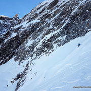 Photo:  Stefan Joller / Skier: Roger / Location: Val Ruino, Bedretto, Tessin, Switzerland