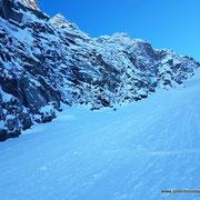 Photo:  Stefan Joller / Skier: Philipp / Location: Tessin, Pizzo del Lago Gelato, Switzerland