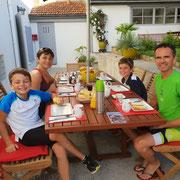 Vacances familiales dans l arrière-pays bordelais