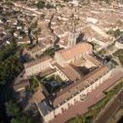 abbaye des bénedictins