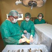 Cirugía del pie en Murcia