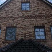 Fensterschutzhüllen für die Bauphase