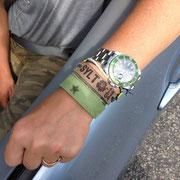 Armband für ein Fest zum 50.Geburtstag auf Sylt