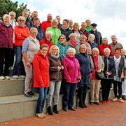 Chorwochenende vom 7. - 9. Oktober 2016 in Damp, Gruppenfoto von rechts