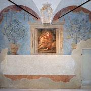 Palazzo della Prefettura - Reggio Emilia - Sala della Madonna della Ghiara