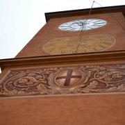 Palazzo del Monte - Reggio Emilia - Particolare della torre