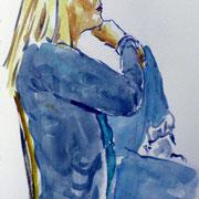 Marielle 1 by Heinz Fuhrer