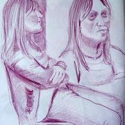 Marielle 1 by Chrigu