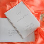Einladungsbeschriftung und Kuverts im Auftrag von Events by Spitz