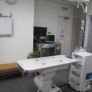 診察室(反対から撮影)