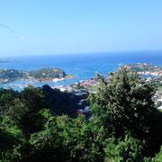 Hafen von St. Lucia