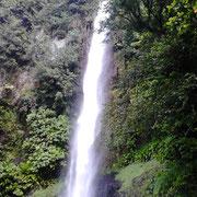 Middleham Falls auf Dominica