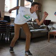 Frühstück mit Power - Teeniekreis Lübtheen 2015  05