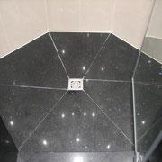 Duschboden
