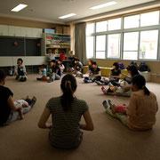 ゆりのき台小学校交流室
