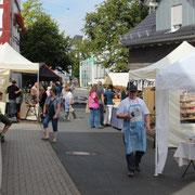 Heimatfest Burbach alte Vogtei 2013