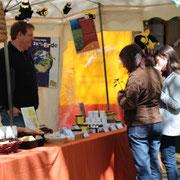 Markt in Braunfels