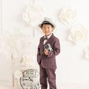 5歳 タキシード