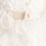 3歳・7歳白ドレス