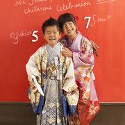 5歳 袴 7歳 着物