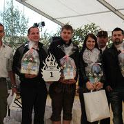1. Platz Mixed Mettersdorf II