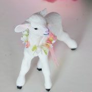 Little Sugar Lamb | Floralilie Sugar Art