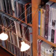 Boekenkast lampjes