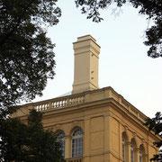 GFK Fassadenverkleidung
