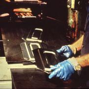 Fabrication des caisses(Couvercle)