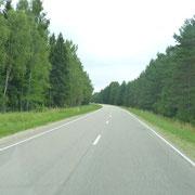 Auf Litauens Straßen