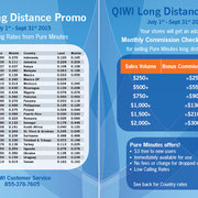 QIWI Store Flyer