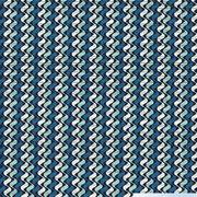 Frangipani rows of waves