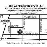 Church postcard