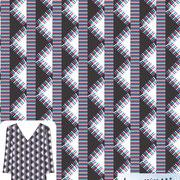 Mola Stripe Triangle 3