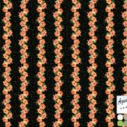 Hibiscus Tiles stripe