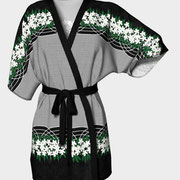 Wicker Basket Kimono robe avaible for purchase on Art of Where