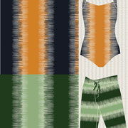 Sawgrass Awning Stripe Mock up garments