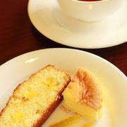 紅茶キャンティ&焼き菓子