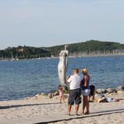 Strand von Eckernförde